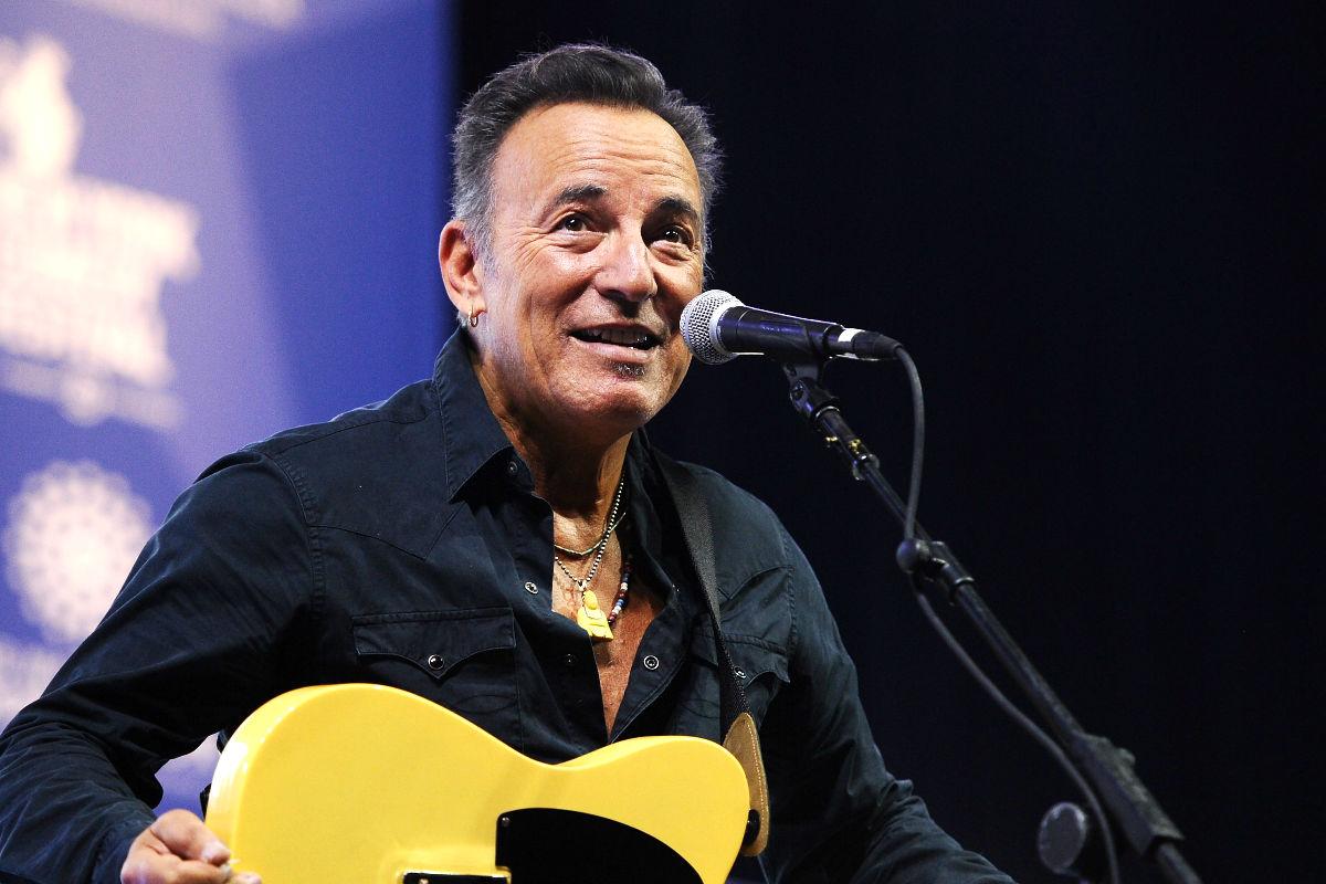 Bruce Springsteen en una actuación el pasado año. (Foto: Efe)