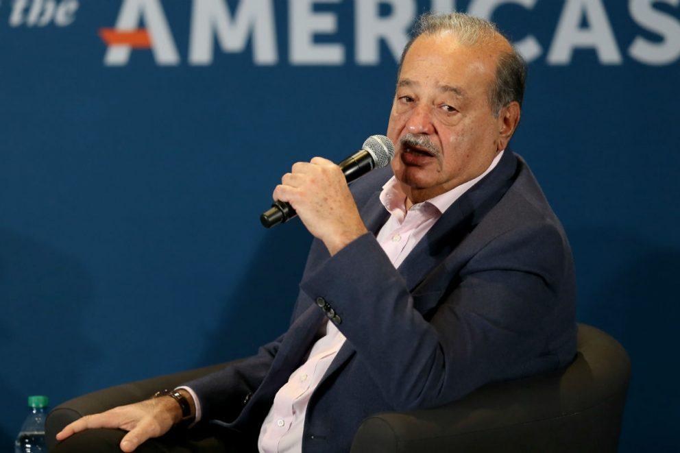 Carlos Slim (Foto: GETTY).