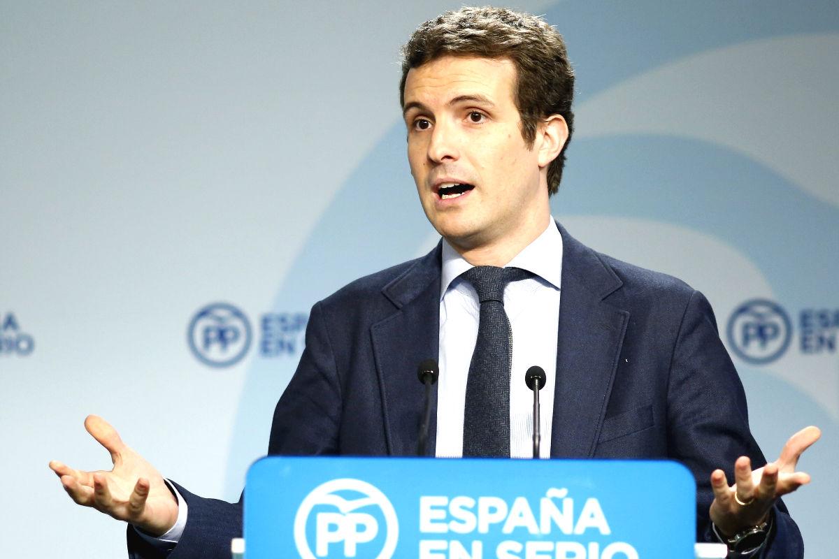 Pablo Casado (Foto: Efe).