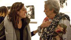 La concejal de Cultura, Celia Mayer (a la izquierda)