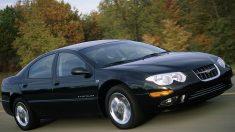 Chrysler 300M como el que recibió Juan Carlos Vera, valorado en 45.000 euros.