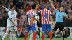 Clos Gómez pitó  la final de Copa de 2013. (Getty)