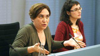 La alcaldesa de Barcelona, Ada Colau (FOTO: COLAU)