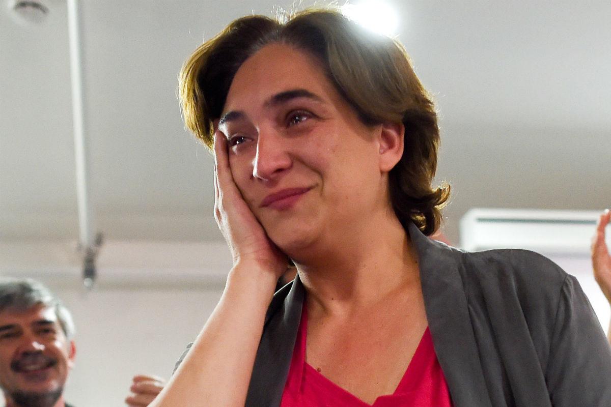 Ada Colau (Foto: GETTY).
