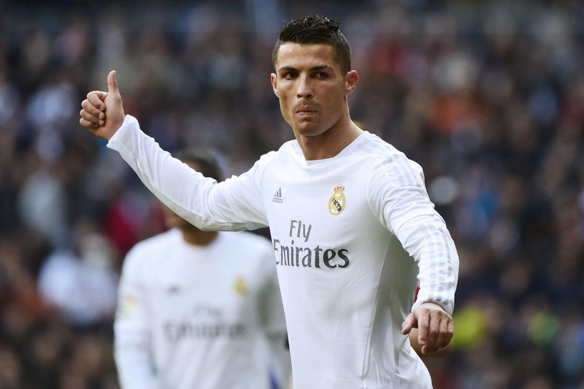 Cristiano Ronaldo seguirá sin estrenar su casillero goleador en Anoeta. (AFP)
