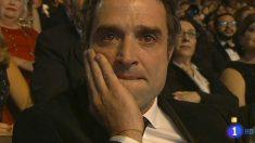 La emoción de Daniel Guzmán ha generado numerosos comentarios.
