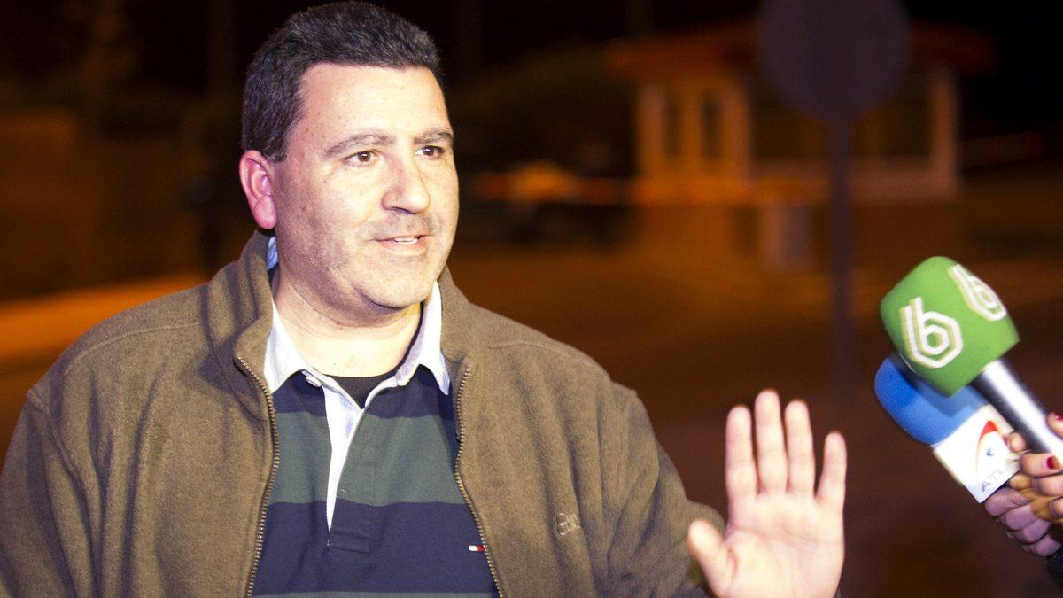 El empresario David Marjaliza, presunto cabecilla de la trama Púnica abandonando la prisión de Aranjuez. (Foto: EFE)