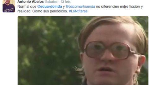 Tuit de Antonio Ábalos