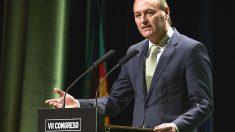 El ex presidente de la Generalitat valenciana y actual senador del PP, Alberto Fabra (Foto: Getty