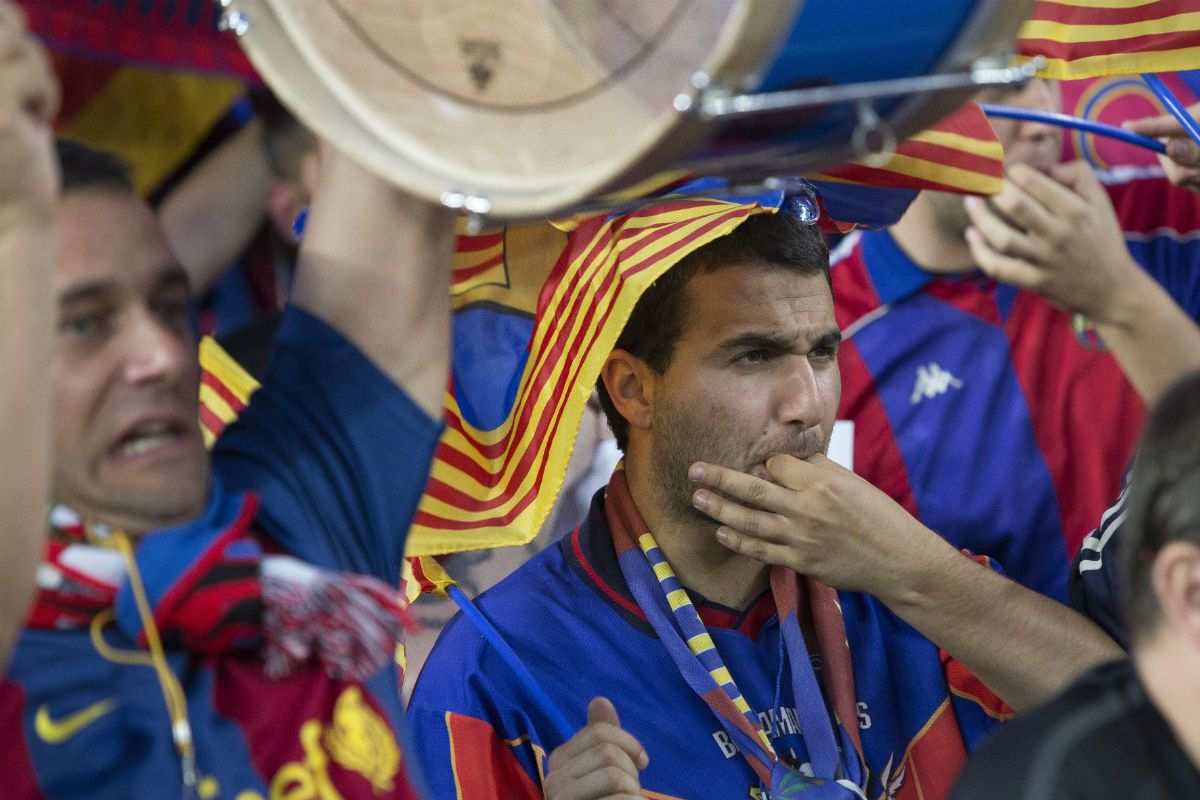 El Real Madrid no quiere acoger la final de Copa del Rey en el Santiago Bernabéu. (Getty)