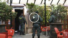 Actuación contra el fraude fiscal en Marbella. (Efe)