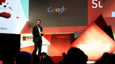 El ejecutivo de Google, Sundar Pichai.