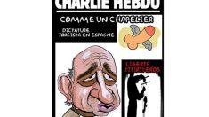 Portada 'fake' de Charlie Hebdo publicada por el diario Público.