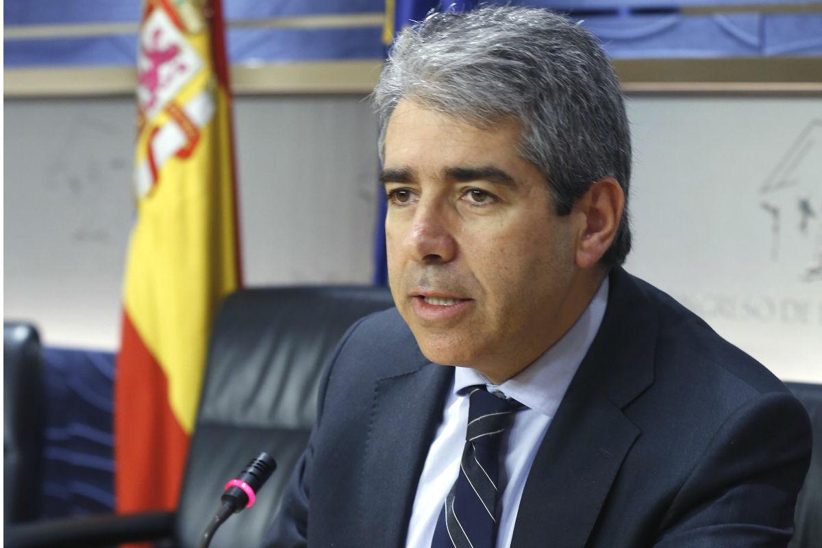 El portavoz de Democràcia i Llibertat Francesc Homs (Foto: Efe)