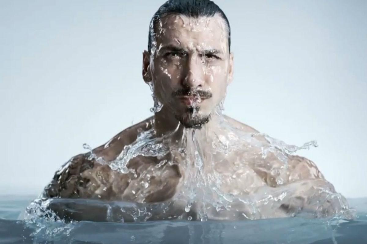 Ibrahimovic es protagonista de múltiples anuncios.