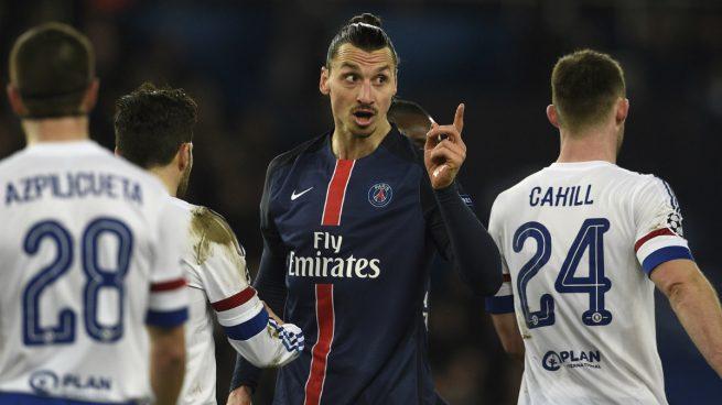 Ibrahimovic-PSG-Chelsea