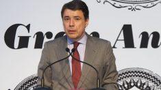 El ex presidente de la Comunidad de Madrid Ignacio González. (Foto: EFE)