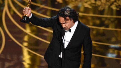 Alejandro González Iñárritu fue premiado como mejor director por 'El Renacido' (Foto: Getty)