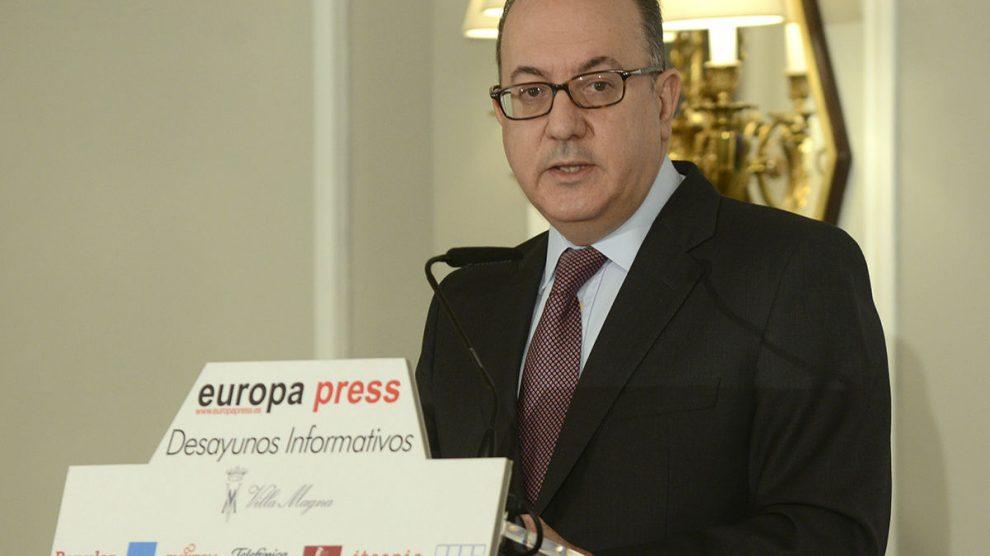 José María Roldán (Foto: EUROPA PRESS).