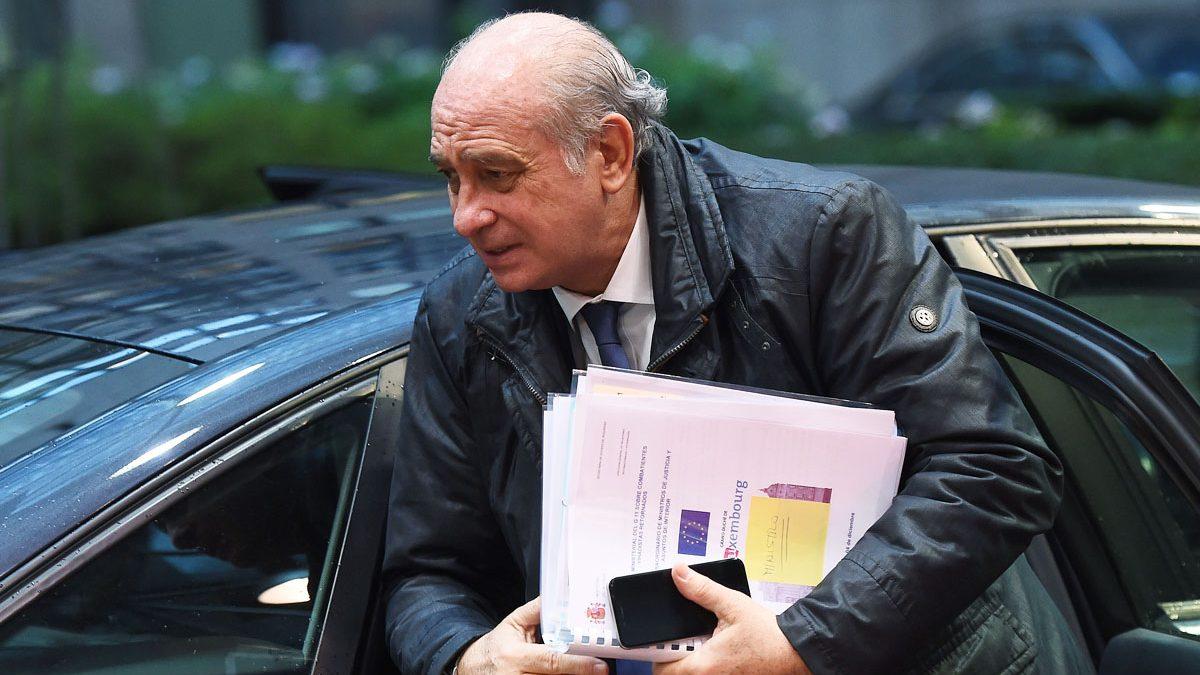 La fiscal a del tribunal supremo no encuentra indicios for Ministro del interior espana 2016