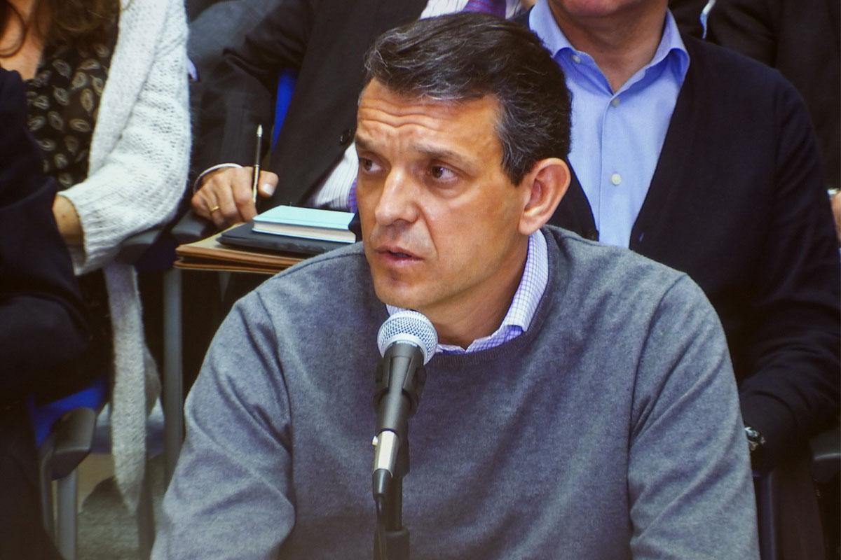 Jorge Vela. (Foto: EFE)