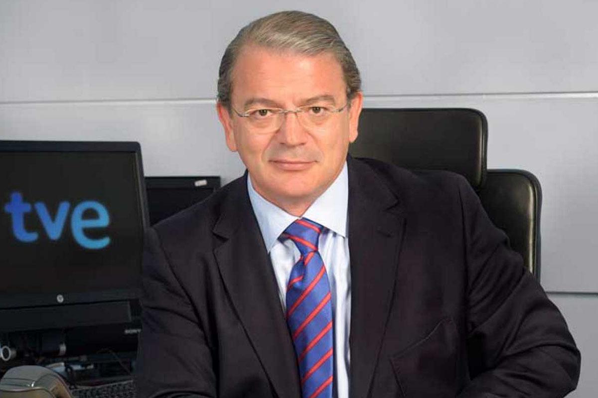 José Ramón Díez. (Foto: TVE)