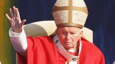 Juan Pablo II. (Foto: Getty)