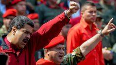 Nicolás Maduro y Diosdado Cabello, líderes chavistas de Venezuela. (AFP)