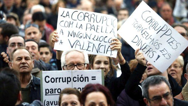 Manifestación-Valencia