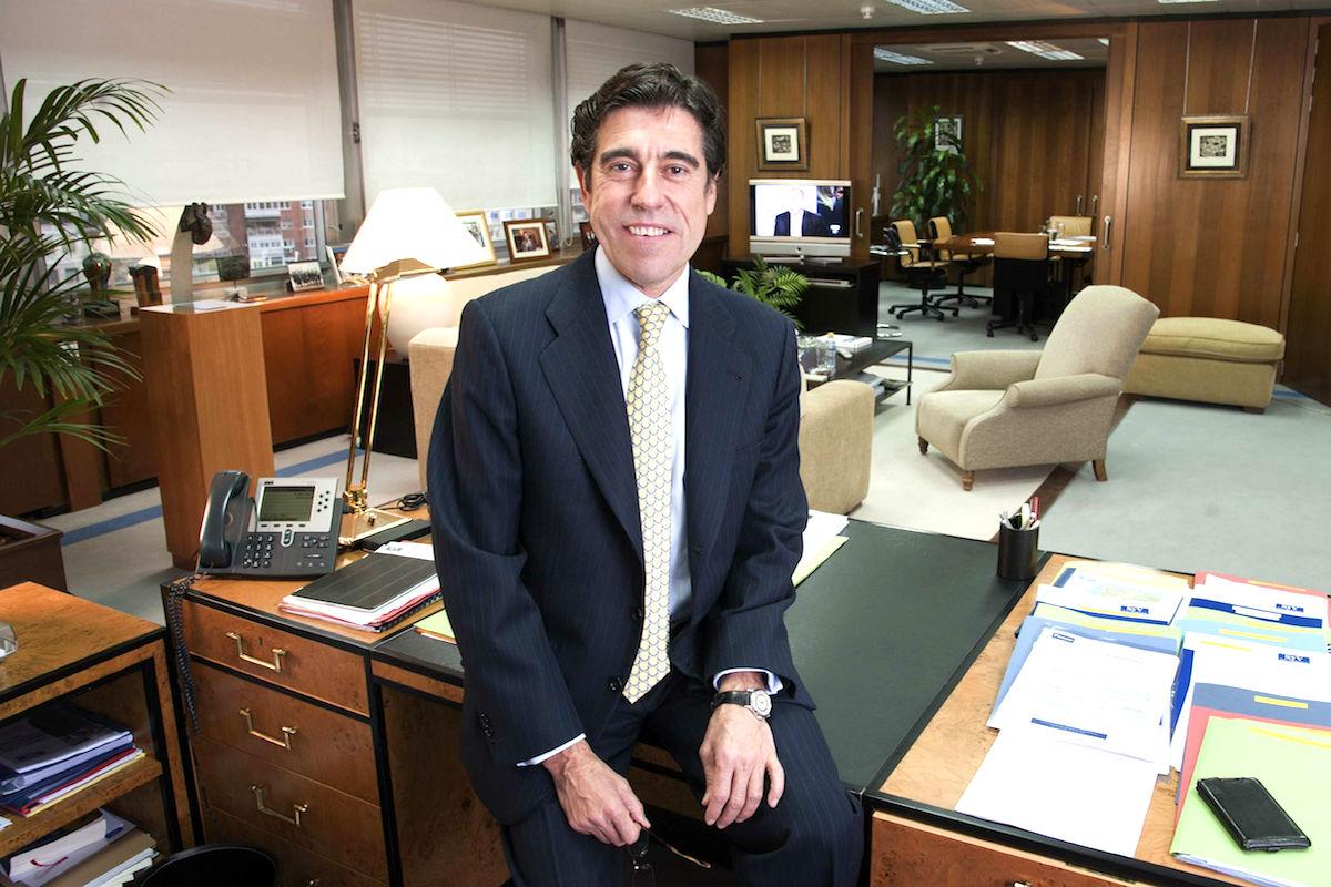 El presidente de Sacyr, Manuel Manrique (Foto: EFE)