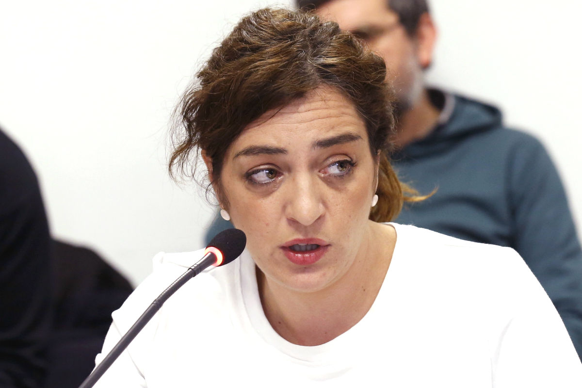 La delegada de Cultura del Ayuntamiento de Madrid, Celia Mayer (Foto: EFE)