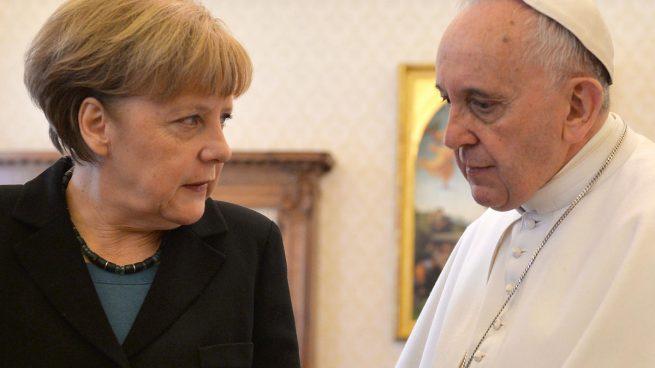 Merkel-Papa
