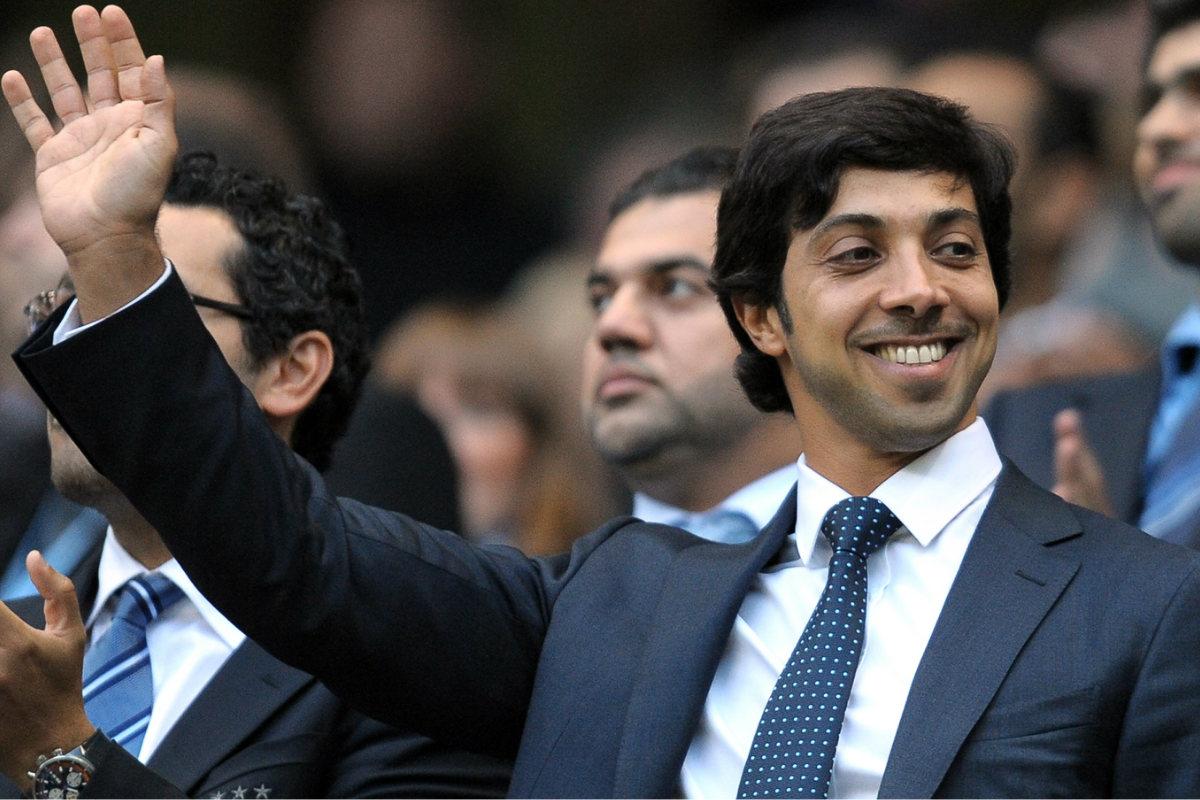 El dueño del Manchester City también va a invertir en España. (AFP)
