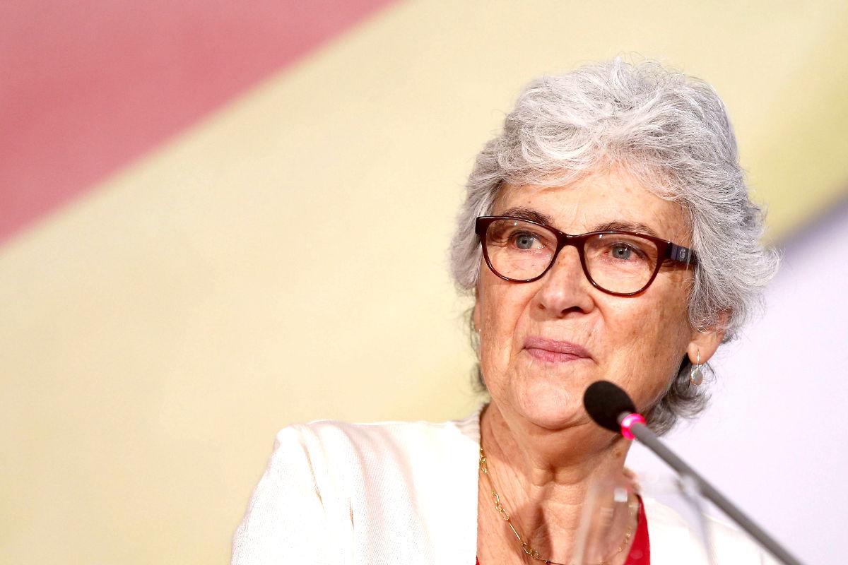 Muriel Casals en una imagen del pasado año (Foto; Efe).
