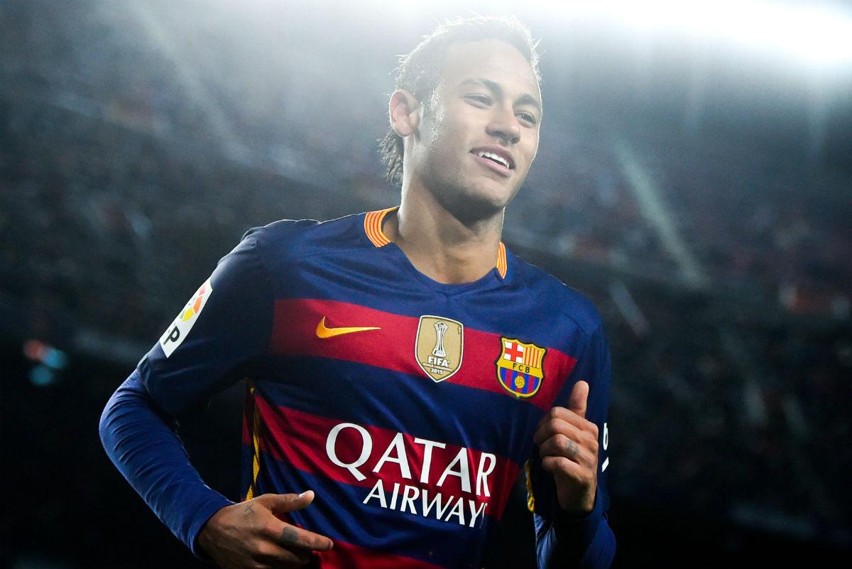 La renovación de Neymar con el Barcelona, cada vez más complicada. (Getty)