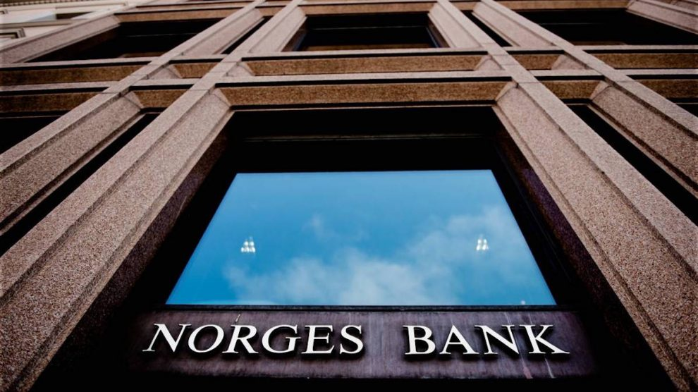 Norges Bank Investment Management.