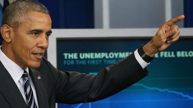 Barack Obama, durante una reciente conferencia de prensa en la Casa Blanca. (Foto: Getty)