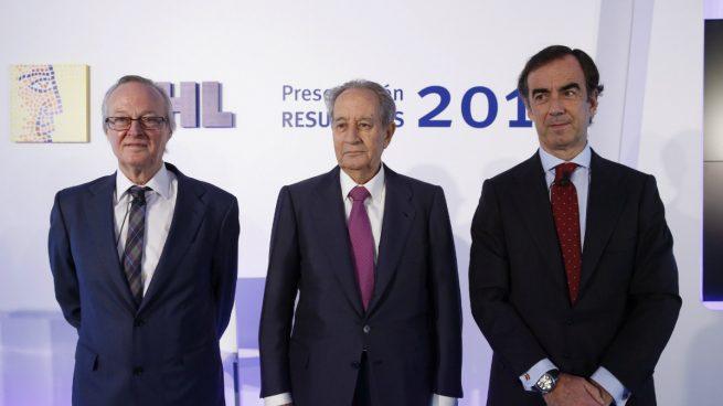 OHL duplica su beneficio en 2015 y reduce su deuda hasta los 4.000 millones de euros