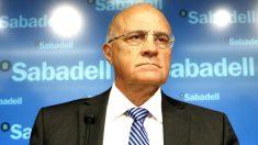 El presidente de Banco Sabadell, Josep Oliú. (Fuente: EFE)