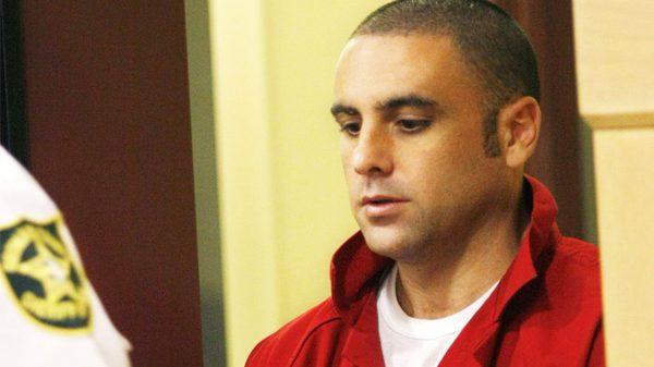 Pablo Ibar en una comparecencia ante un tribunal de Estados Unidos. (Foto: EFE)