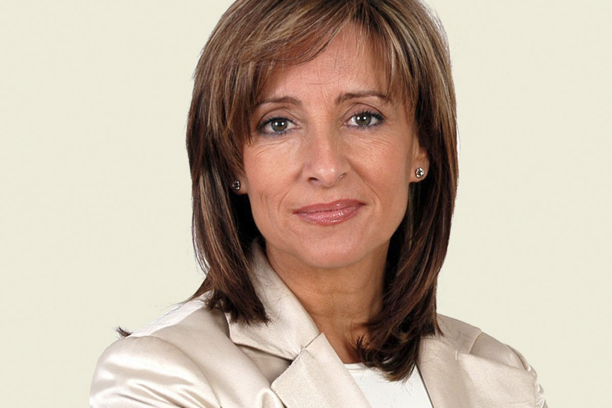 Pilar Sánchez, ex alcaldesa de Jerez. (Foto: PSOE)
