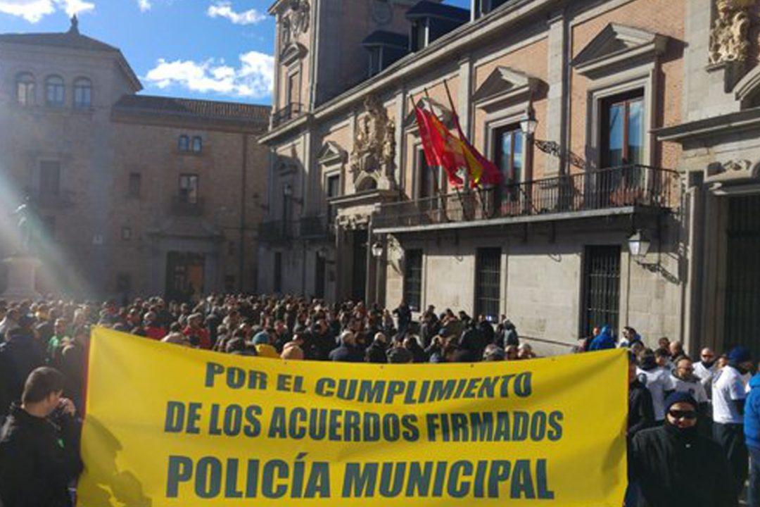 Policia-Madrid