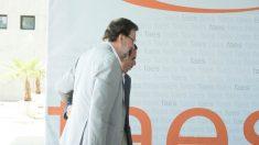 Mariano Rajoy y José María Aznar (Foto: FAES).
