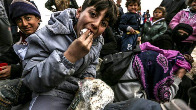 Más de 30.000 refugiados tratan de entrar en Europa por Turquía