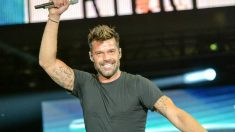 Ricky Martin, ganador del Grammy al Mejor Álbum Pop Latino. (Foto: Getty)