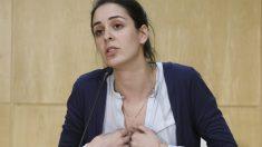 Rita Maestre, portavoz del Ayuntamiento de Madrid. (Foto:EFE)
