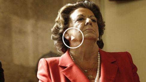 Rita Barberá en una imagen del pasado año (Foto: Efe).