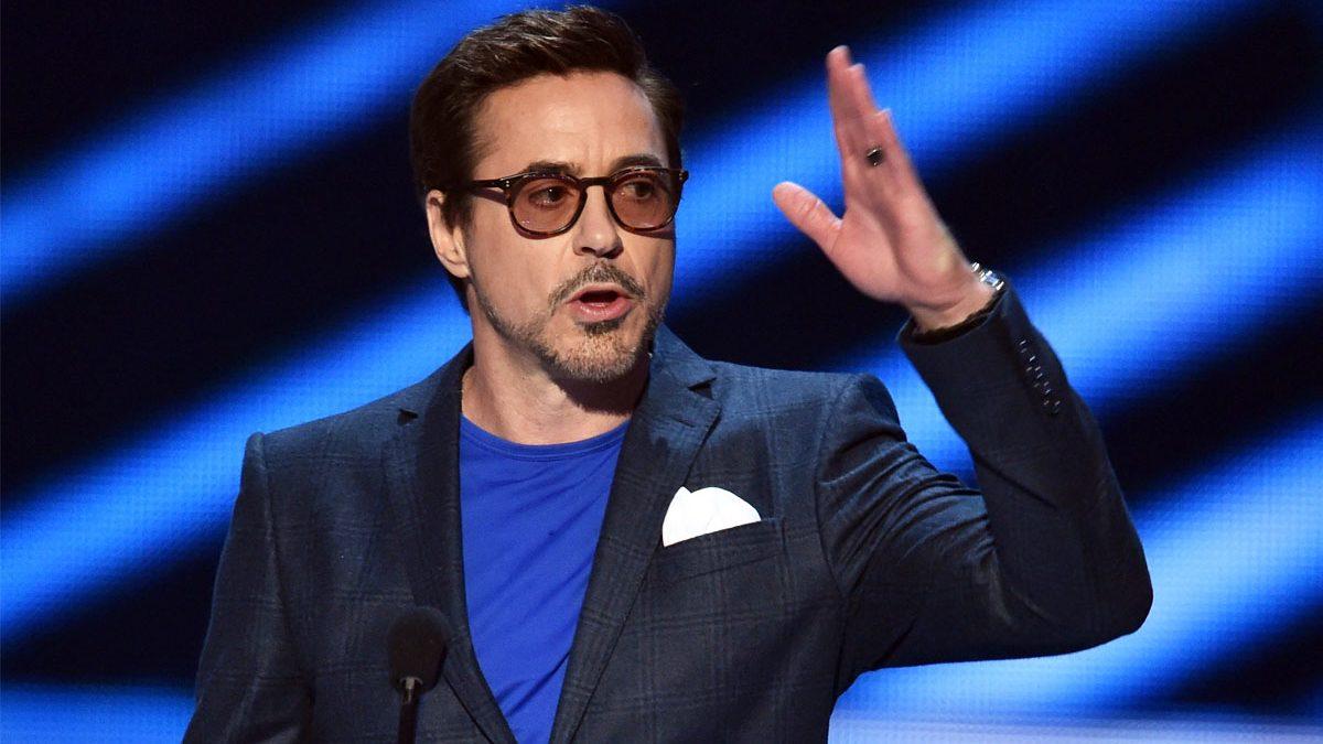 Robert Downey Jr. (Foto: AFP)