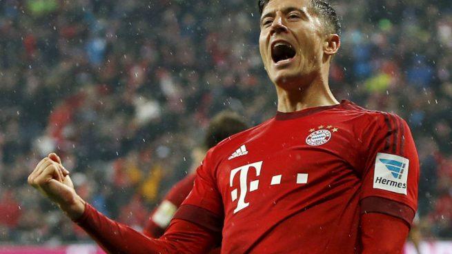 Lewandowski confirma su candidatura para jugar en el Real Madrid
