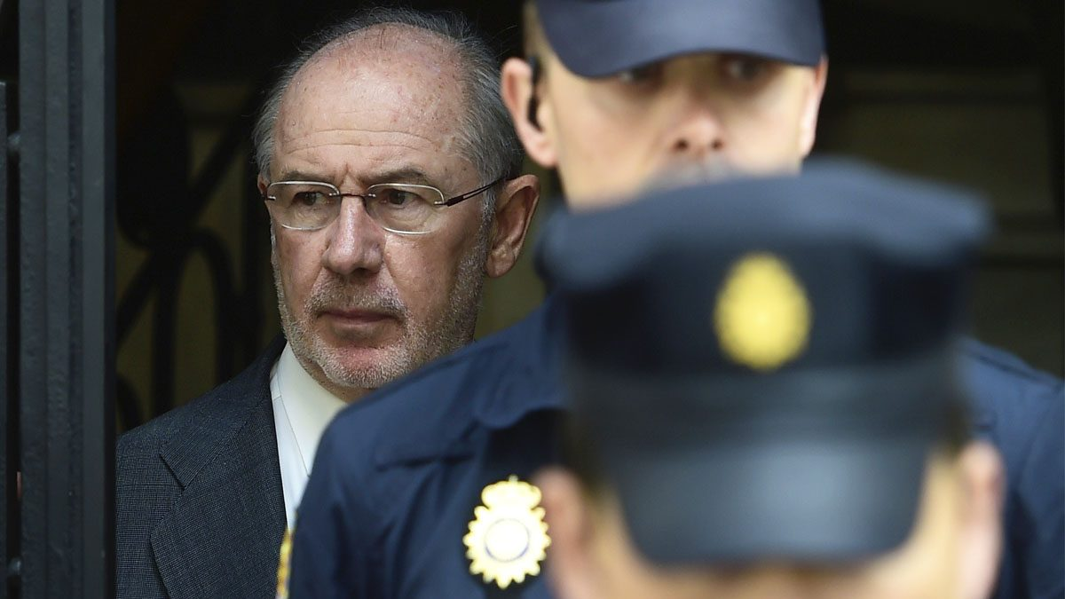 Rodrigo Rato. (Foto: AFP)